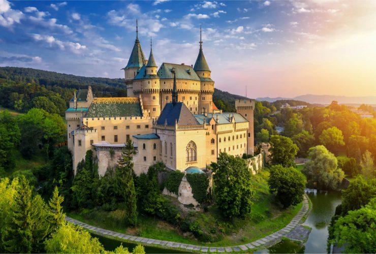 Conditii de calatorie Slovacia