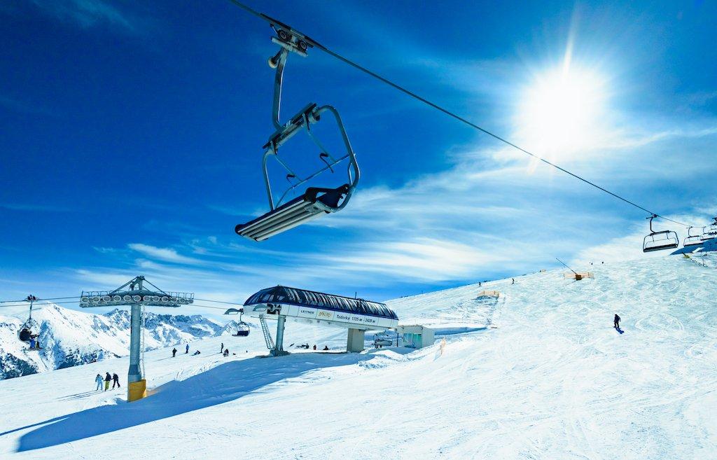 destinatii munte ski