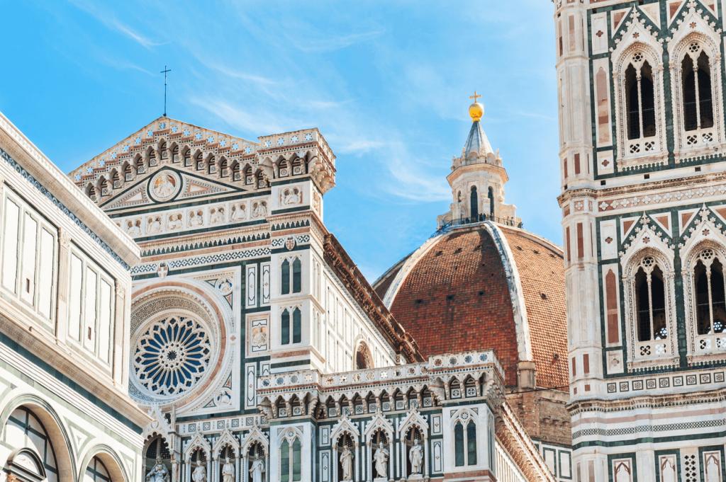 Il Duomo Florenta Italia