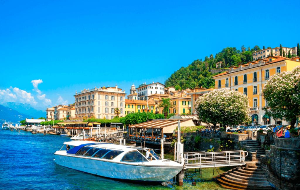 Lacul Como Bellagio Italia