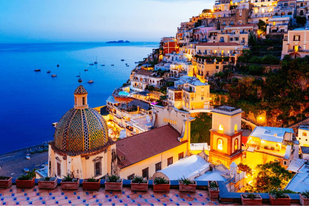 Positano Amalfi Italia