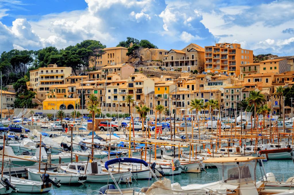 vacanță în Spania Soller